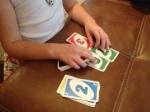 Uno Math game